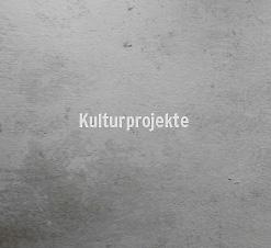 Kulturprojekte Werbung